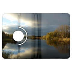 View   On The Lake Kindle Fire Hdx Flip 360 Case by Costasonlineshop