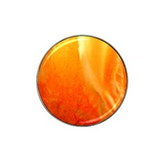 Floating Orange And Yellow Hat Clip Ball Marker (10 Pack) by timelessartoncanvas