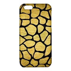 SKN1 BK MARBLE GOLD iPhone 6/6S TPU Case by trendistuff