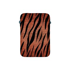 Skin3 Black Marble & Copper Brushed Metal (r) Apple Ipad Mini Protective Soft Case by trendistuff