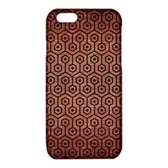HXG1 BK MARBLE COPPER (R) iPhone 6/6S TPU Case