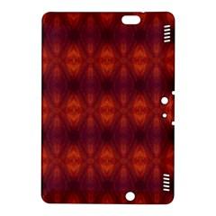 Brown Diamonds Pattern Kindle Fire Hdx 8 9  Hardshell Case by Costasonlineshop