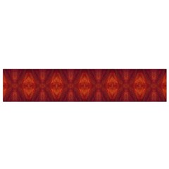 Brown Diamonds Pattern Flano Scarf (small) by Costasonlineshop