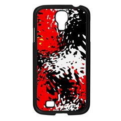 Glass Texture  			samsung Galaxy S4 I9500/ I9505 Case (black) by LalyLauraFLM