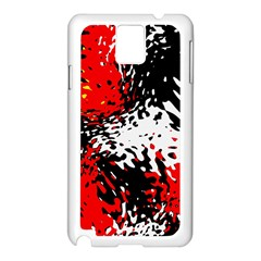 Glass Texture  			samsung Galaxy Note 3 N9005 Case (white) by LalyLauraFLM