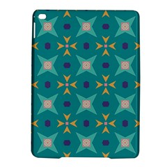 Flowers And Stars Pattern   apple Ipad Air 2 Hardshell Case by LalyLauraFLM