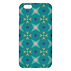 Flowers and stars pattern   			iPhone 6 Plus/6S Plus TPU Case