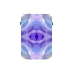 Beautiful Blue Purple Pastel Pattern, Apple Ipad Mini Protective Soft Cases by Costasonlineshop