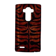 SKN2 BK MARBLE BURL (R) LG G4 Hardshell Case by trendistuff