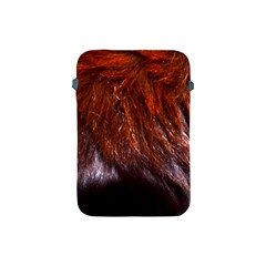 Red Hair Apple Ipad Mini Protective Soft Cases by timelessartoncanvas