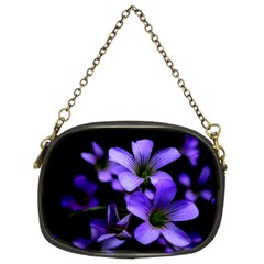 Springtime Flower Design Chain Purses (two Sides)  by timelessartoncanvas