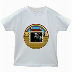 But The Pit Bull Kids White T Shirts by ButThePitBull