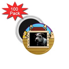 But The Pit Bull 1 75  Magnets (100 Pack)  by ButThePitBull