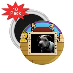 But The Pit Bull 2.25  Magnets (10 pack)  by ButThePitBull