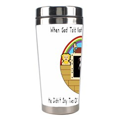 But The Pit Bull Stainless Steel Travel Tumblers by ButThePitBull