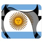 Argentina Double Sided Flano Blanket (Small)