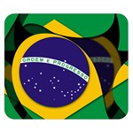 Brazil Double Sided Flano Blanket (Small)