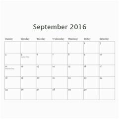 Art History By Ken   Wall Calendar 11  X 8 5  (18 Months)   Ogyq8rviyw9u   Www Artscow Com Sep 2016