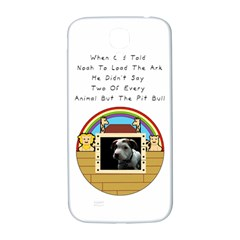 But The Pit Bull Samsung Galaxy S4 I9500/i9505  Hardshell Back Case by ButThePitBull