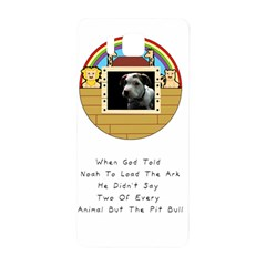 But The Pit Bull Samsung Galaxy Alpha Hardshell Back Case by ButThePitBull