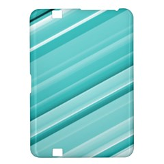 Teal And White Fun Kindle Fire Hd 8 9  by timelessartoncanvas