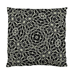 Polygons Pattern Print Standard Cushion Cases (two Sides)  by dflcprints