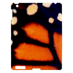 Butterfly Design 3 Apple Ipad 3/4 Hardshell Case by timelessartoncanvas