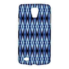 Blue White Diamond Pattern  Galaxy S4 Active by Costasonlineshop