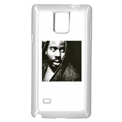 Sebastian Vego Model s Edition Samsung Galaxy Note 4 Case (white) by sebastianvegocollection