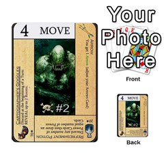 Dungeon Of D 1 Of 2 By Caleb Goerzen   Multi Purpose Cards (rectangle)   3f3chs1bzssq   Www Artscow Com Front 22