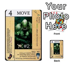 Dungeon Of D 1 Of 2 By Caleb Goerzen   Multi Purpose Cards (rectangle)   3f3chs1bzssq   Www Artscow Com Front 25