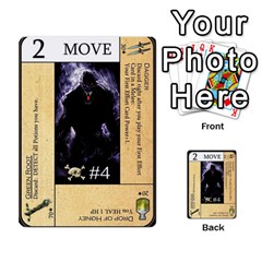 Dungeon Of D 1 Of 2 By Caleb Goerzen   Multi Purpose Cards (rectangle)   3f3chs1bzssq   Www Artscow Com Front 48