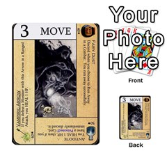 Dungeon Of D 1 Of 2 By Caleb Goerzen   Multi Purpose Cards (rectangle)   3f3chs1bzssq   Www Artscow Com Front 49