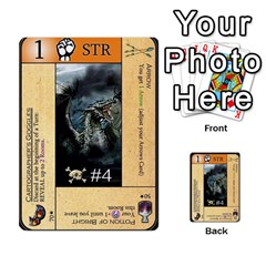 Dungeon Of D 1 Of 2 By Caleb Goerzen   Multi Purpose Cards (rectangle)   3f3chs1bzssq   Www Artscow Com Front 50