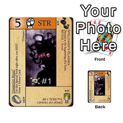 Dungeon Of D 2 Of 2 By Caleb Goerzen   Multi Purpose Cards (rectangle)   R6jeixacebr4   Www Artscow Com Front 28