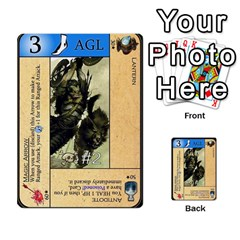 Dungeon Of D 2 Of 2 By Caleb Goerzen   Multi Purpose Cards (rectangle)   R6jeixacebr4   Www Artscow Com Front 31