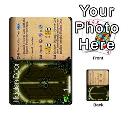 Dungeon Of D 2 Of 2 By Caleb Goerzen   Multi Purpose Cards (rectangle)   R6jeixacebr4   Www Artscow Com Front 44