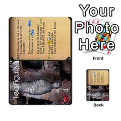 Dungeon Of D 2 Of 2 By Caleb Goerzen   Multi Purpose Cards (rectangle)   R6jeixacebr4   Www Artscow Com Front 48