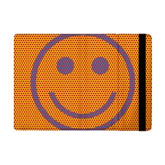 Comic Book Smiley Dots Ipad Mini 2 Flip Cases by ComicBookPOP