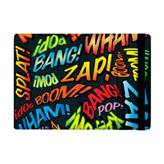 Comic Book Sounds Ipad Mini 2 Flip Cases by ComicBookPOP