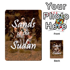 Sudan 3 By Dave Docherty   Multi Purpose Cards (rectangle)   Zlyx8i34p4pl   Www Artscow Com Front 39