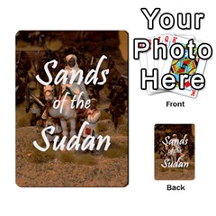 Sudan 3 By Dave Docherty   Multi Purpose Cards (rectangle)   Zlyx8i34p4pl   Www Artscow Com Front 5