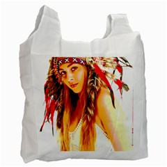 Indian 26 Recycle Bag (one Side) by indianwarrior