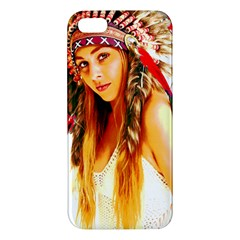 Indian 26 Iphone 5s Premium Hardshell Case by indianwarrior