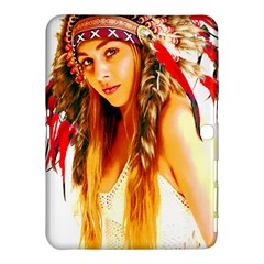 Indian 26 Samsung Galaxy Tab 4 (10 1 ) Hardshell Case  by indianwarrior