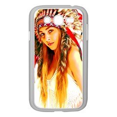 Indian 26 Samsung Galaxy Grand Duos I9082 Case (white) by indianwarrior
