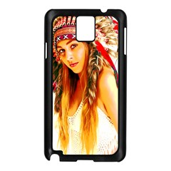 Indian 26 Samsung Galaxy Note 3 N9005 Case (black) by indianwarrior