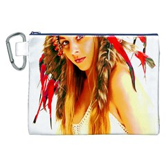 Indian 26 Canvas Cosmetic Bag (xxl)  by indianwarrior