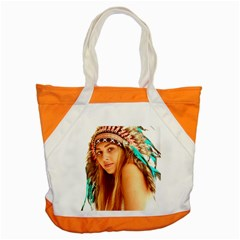 Indian 27 Accent Tote Bag by indianwarrior