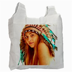 Indian 27 Recycle Bag (two Side)  by indianwarrior